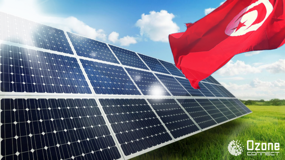 L'énergie solaire en Tunisie : les systèmes de stockage compatibles IIoT