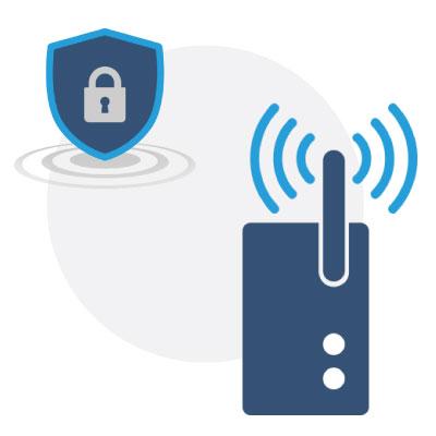 Passerelle IoT- sécurité renforcée