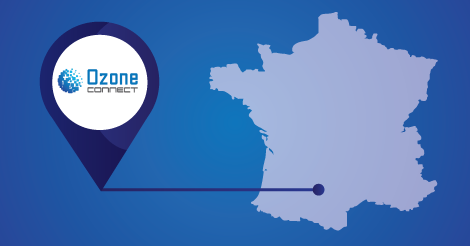 Ozone Connect : Nouvelle filiale en France