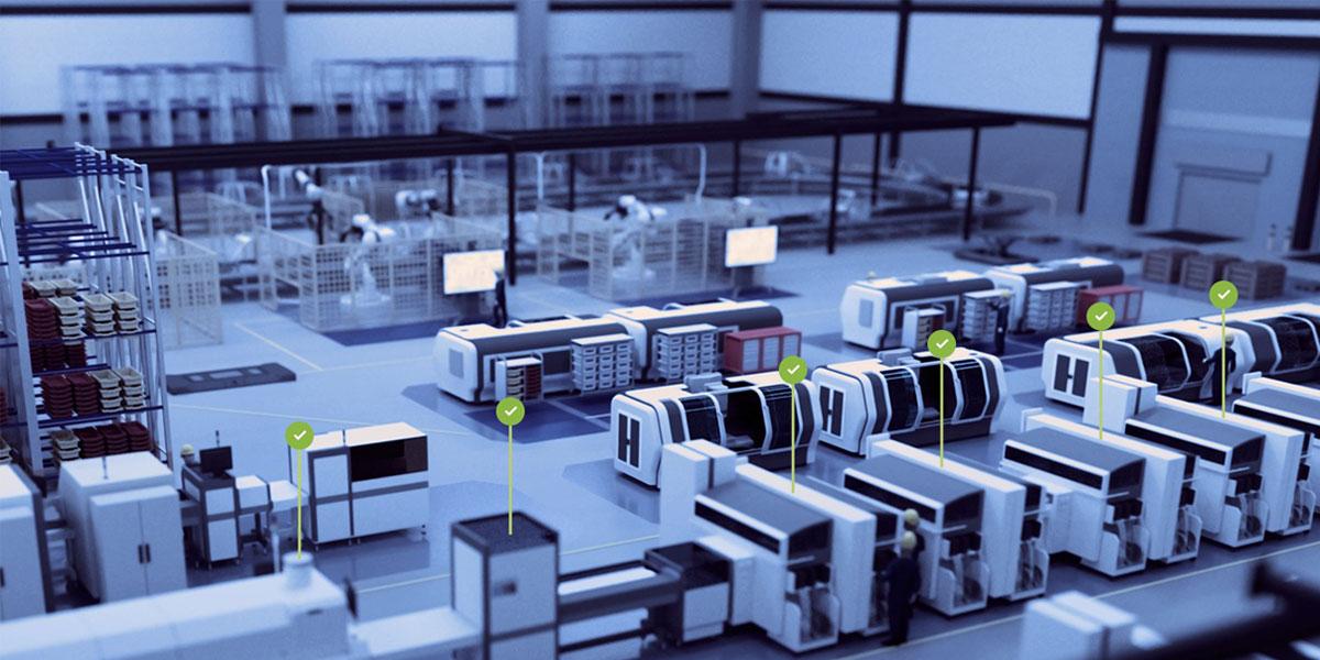 Smart Factory : Optez pour la connectivité intelligente
