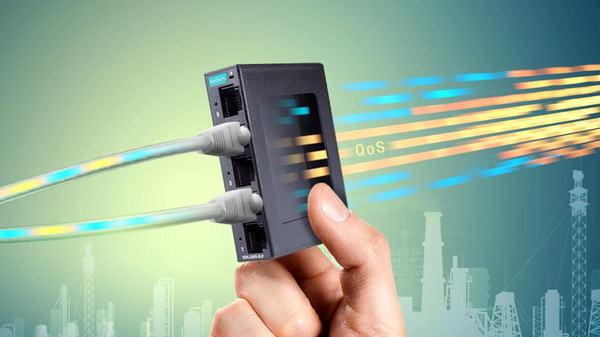EDS-2000-EL/ELP : Les nouveaux Switches Ethernet de Moxa