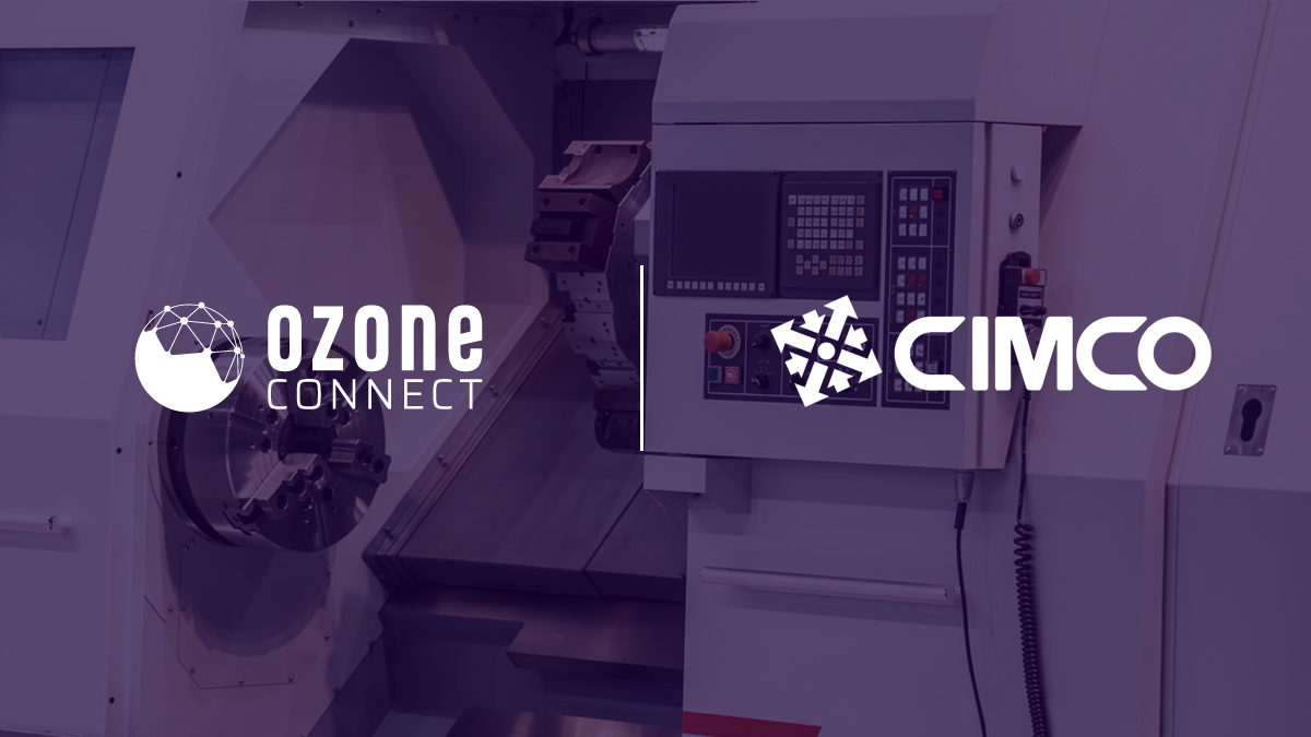 Ozone Connect : Le distributeur N°1 des solutions CIMCO sur le Grand Maghreb