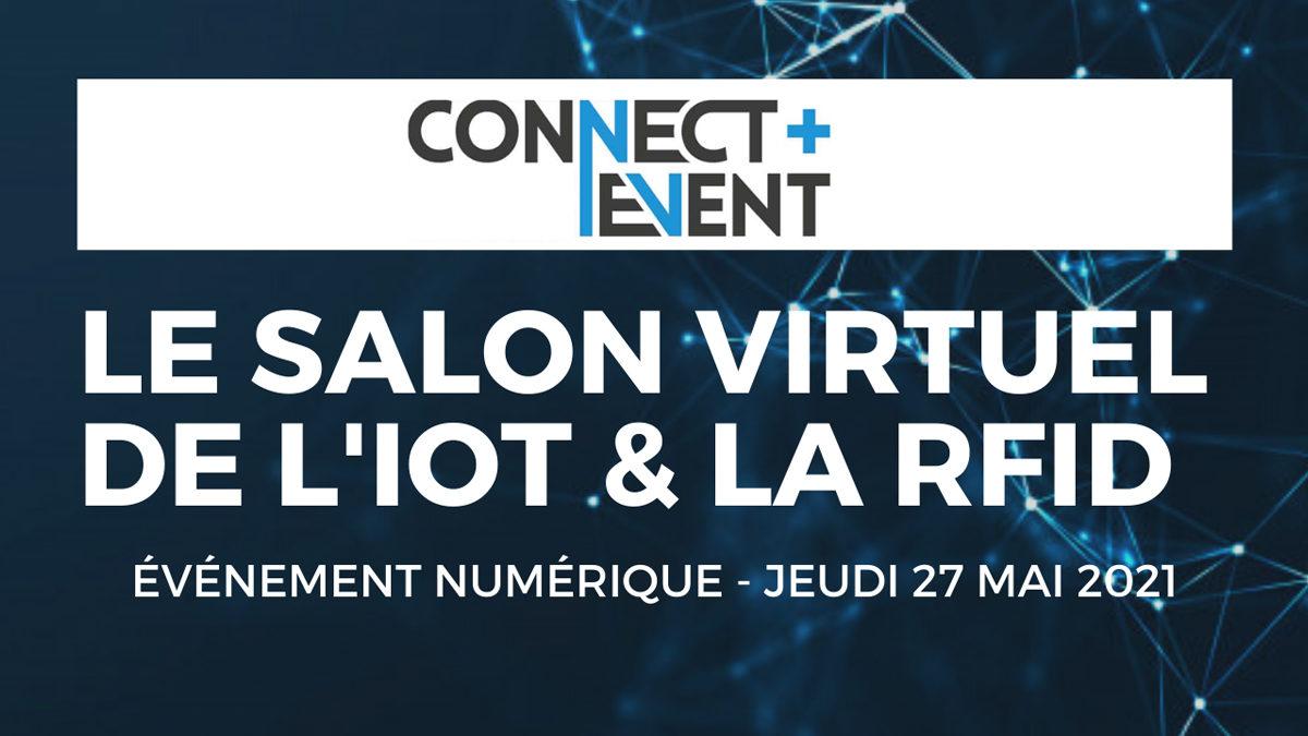 Pourquoi exposer sur le salon virtuel de l'IoT et de la RFID ?