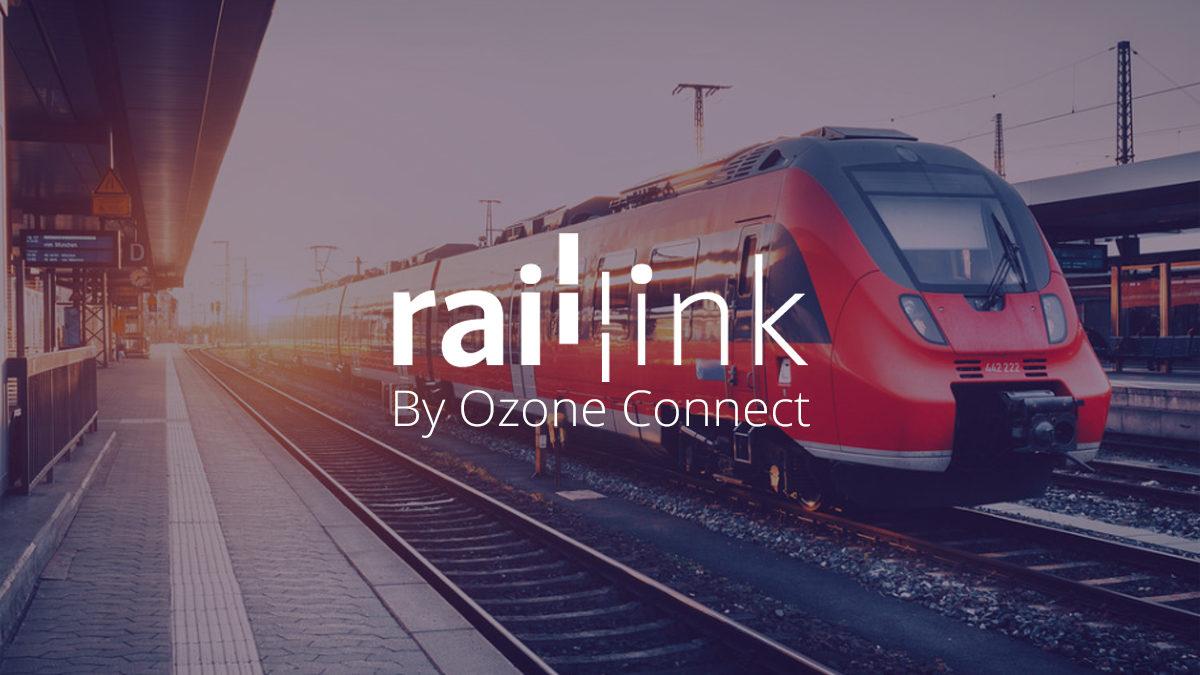 Railink : la solution IoT pour rationnaliser le réseau ferroviaire